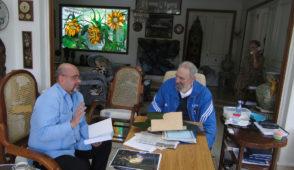 Encuentro con la historia, encuentro con Fidel.
