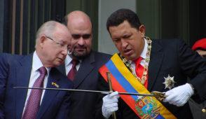 Natalicio de Simón Bolívar, El Libertador. 24 de julio de 2003.