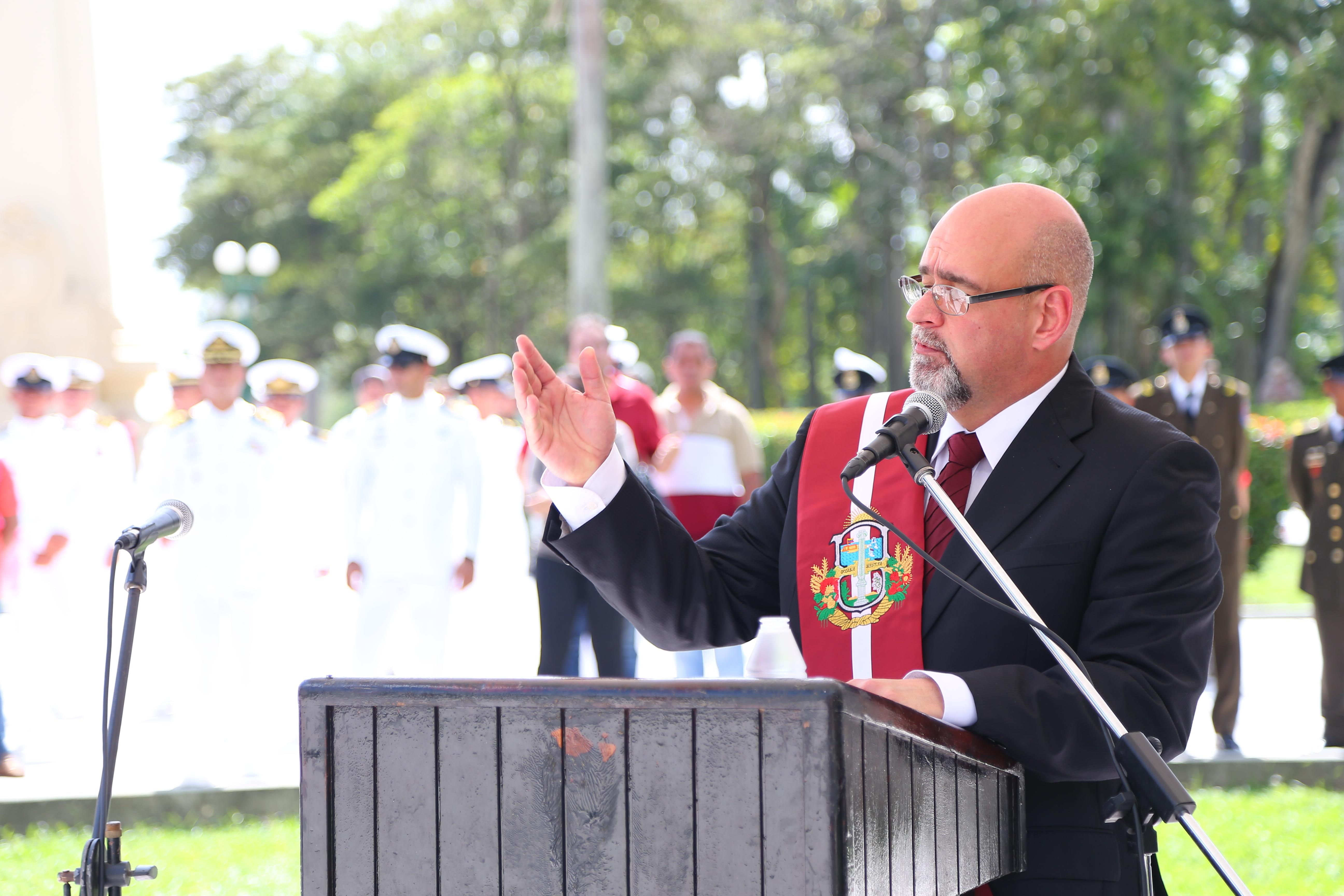 Francisco Ameliach gobernador de carabobo