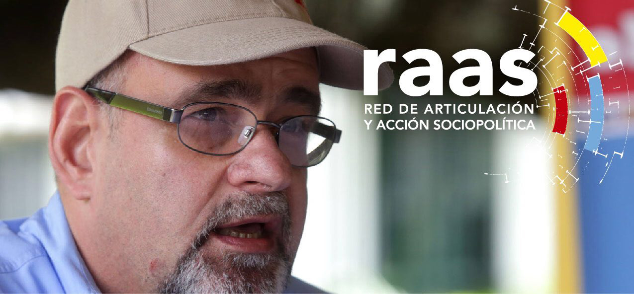RAAS defensa integral de la nacion - Francisco Ameliach