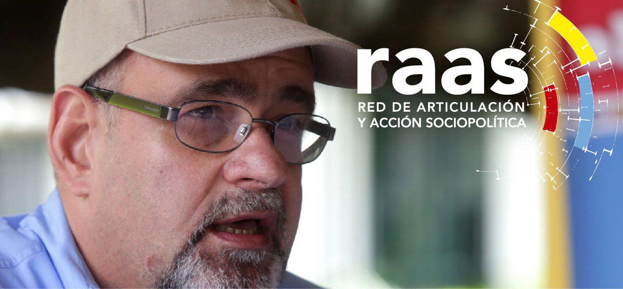 RAAS defensa integral de la nacion - Francisco Ameliach