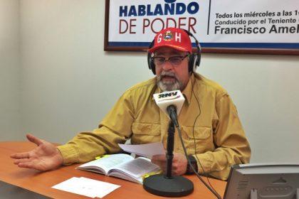 buscan reeditar el golpe de Estado - Francisco Ameliach