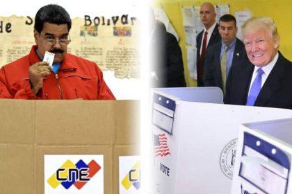 Elecciones parlamentarias Venezuela y EEUU