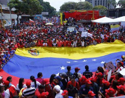Defensa integral de la Nación en la República Bolivariana de Venezuela