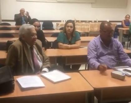 Jurado califica la tesis de Francisco Ameliach como Doctoral con mención Honorífica