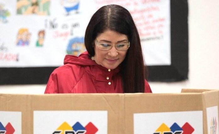 El cambio en la Asamblea Nacional es con la fuerza del voto