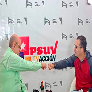 FRANCISCO AMELIACH EN TV LARA